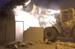 """الاحتلال يقرر هدم منزلي """"منفذي"""" عملية عتصيون"""