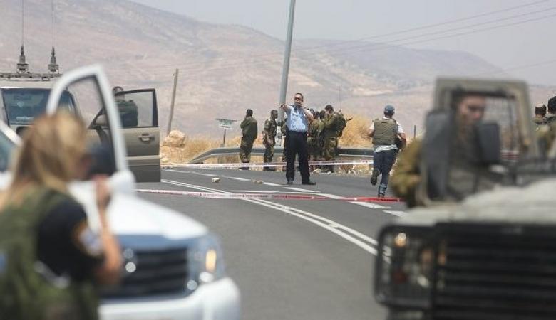 اطلاق نار على سيارة مستوطنين غرب رام الله