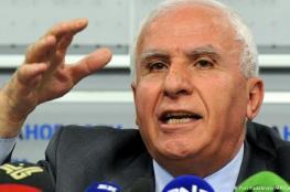 الاحمد : فلسطين ساهمت في تحرير رهائن اجانب