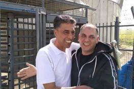 الافراج عن أسير من مخيم جنين أمضى 17 عاما في سجون الاحتلال