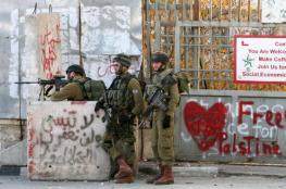 اصابات في صفوف الشبان خلال اقتحام لقوات الاحتلال مخيم الدهيشة جنوب بيت لحم