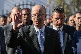 الحمد الله يحيي المعلم في يومهم الفلسطيني