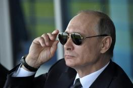 """بوتين عن صفقة القرن : """"مبهمة حتى اللحظة """""""