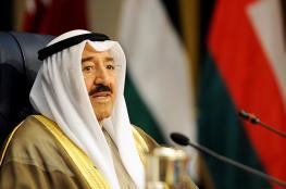 أمير الكويت يوجه رسالة للحرس الوطني لمواجهة الغزو