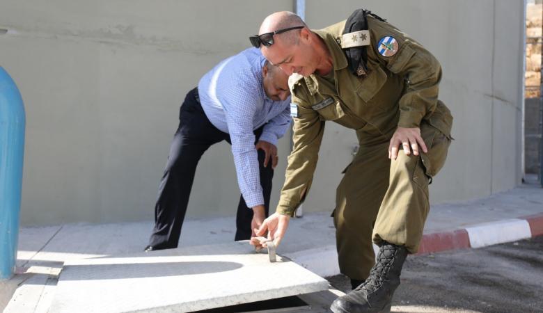 """رئيس بلدية بيت جالا : """"استغلني المنسق لاحراجي امام الشعب الفلسطيني """""""