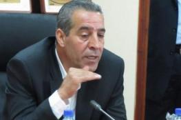 """حسين الشيخ عن ازمة اموال المقاصة : """"لا يوجد أي تقدم """""""