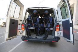 الشرطة تضبط كميات كبيرة من المخدرات في منزل برام الله