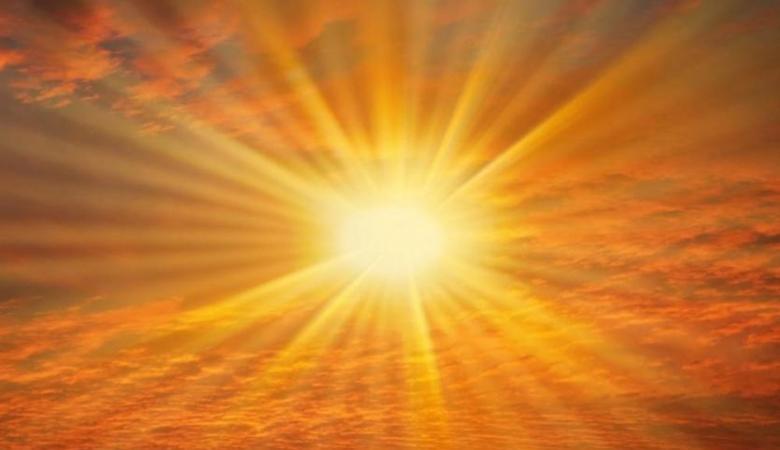 الطقس: أجواء شديدة الحرارة وأعلى من معدلها بـ3 درجات