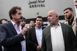 مهنا: العمل والتحضير لاستلام معابر غزة يجري بوتيرة سريعة