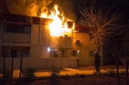 مصرع 6 أطفال اردنيين في حريق منزل بمحافظة اربد