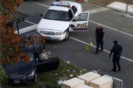 اثنان من ضباط الشرطة الأمريكية يقتلان امرأة في واشنطن