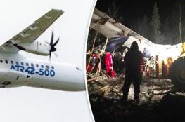 اصابات في تحطم طائرة بكندا