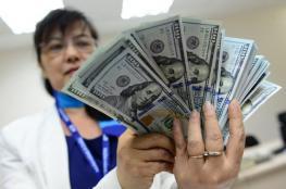الدولار يهوي الى أقل سعر له مقابل الشيقل منذ 3 اسابيع
