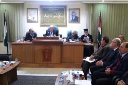 المجلس الوطني : نقل السفارة يفتح الباب امام سحب الاعتراف باسرائيل