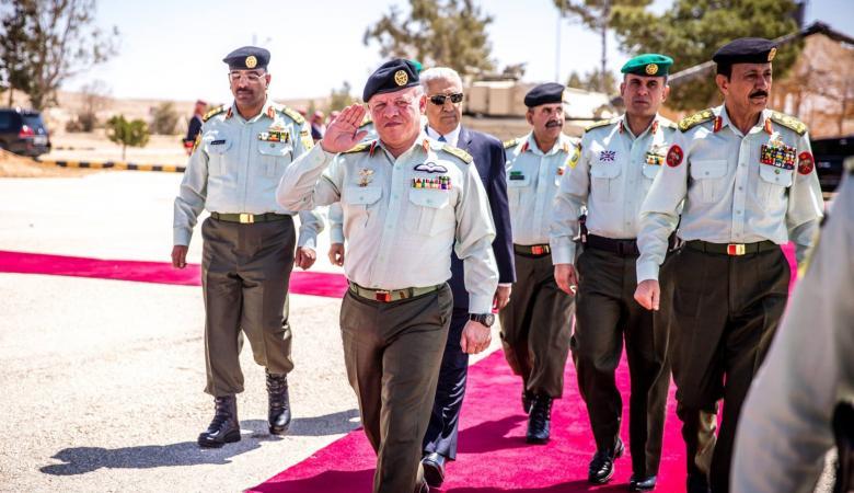 الملك الأردني يقرر حل مجلس النواب