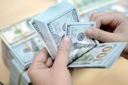الدولار يواصل الارتفاع مقابل الشيقل