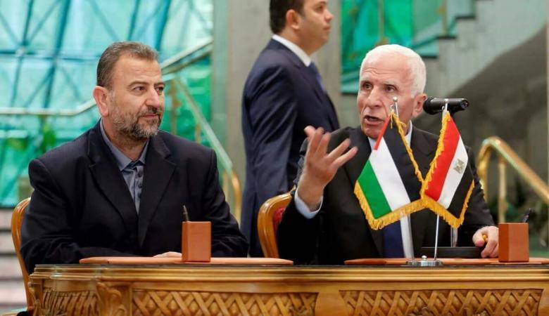 إسرائيل متشائمة من اتفاق المصالحة وتطالب بنزع سلاح المقاومة