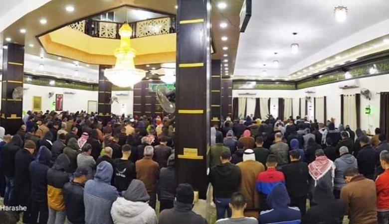 صلاة فجر حاشدة في الأقصى ومساجد فلسطين