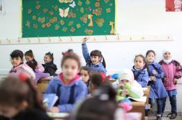 الاونروا تحذر : قد لا يتم فتح المدارس في بداية العام الجديد