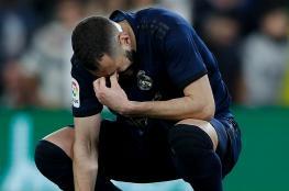 ريال مدريد يقرر وضع فريق كرة القدم في الحجر الصحي