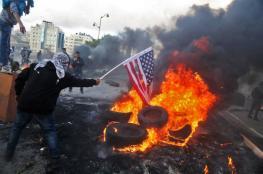 مظاهرات ومواجهات مع الاحتلال بعد 100 يوم على قرار ترامب بشأن القدس