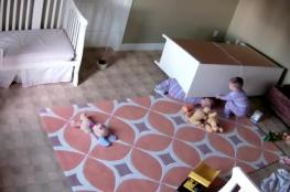 هل فيديو الطفلين مفبرك ؟ ...شاهد