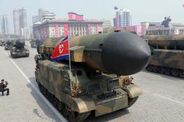 كوريا الشمالية تهدد : صواريخنا قادرة على اصابة أي مكان في العالم