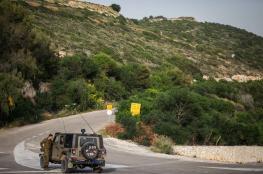 لبنانيون يجتازون الحدود الدولية مع إسرائيل