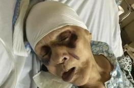 هل توفيت هذه السيدة المصرية نتيجة ضرب ابنها لارضاء زوجته ؟ العائلة تجيب