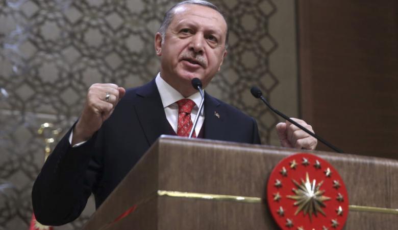 اردوغان : الجيش التركي سيطر على 75% من عفرين السورية