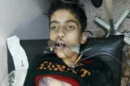 مقتل طفل سوري على يد خاله ضربا بسيخ حديدي لرفضه ان يعطيه جائزة حفظه للقرآن