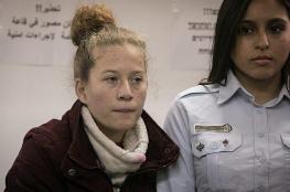 الحكومة تدين التحريض الذي تتعرض له الفتاة عهد التميمي
