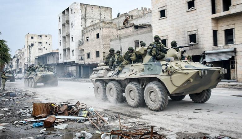 """روسيا تعلن انتهاء مهمتها في سوريا بعد القضاء على تنظيم """" داعش """" بشكل كامل"""