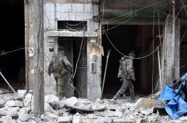 النظام السوري يعلن السيطرة الكاملة على مدينة حلب