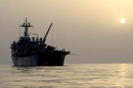 شاهد...اسرائيل تهاجم سفينة امريكية مع سبق الاصرار والترصد