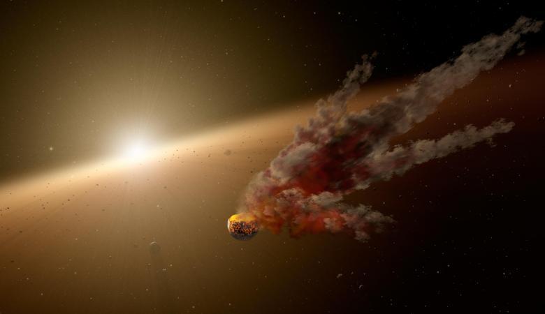 ناسا : كويكب ضخم على مشارف الأرض