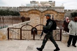 الأردن يطالب إسرائيل بإلغاء قرار إغلاق باب الرحمة
