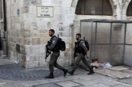 اعتقال شاب فلسطيني  بدعوى نيته تنفيذ عملية