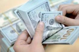 استقرار سعر صرف الدولار مقابل الشيقل