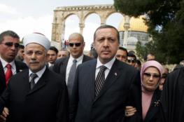 """أردوغان: تحويل """"آيا صوفيا"""" لمسجد يبشر بتحرير الأقصىى"""