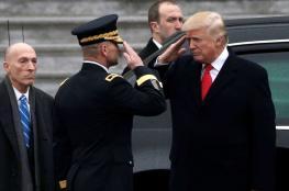 ترامب للجيش الأمريكي : استعدوا للعاصفة !