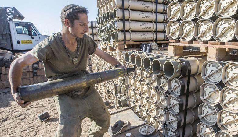 إسرائيل تتصدر المساعدات العسكرية الاميركية بنحو 3.3 مليار دولار