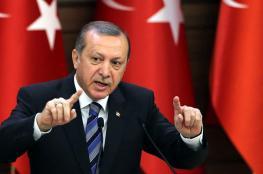 """اردوغان : لن نشارك أميركا تحرير الرقة بجانب """"الإرهابيين"""""""