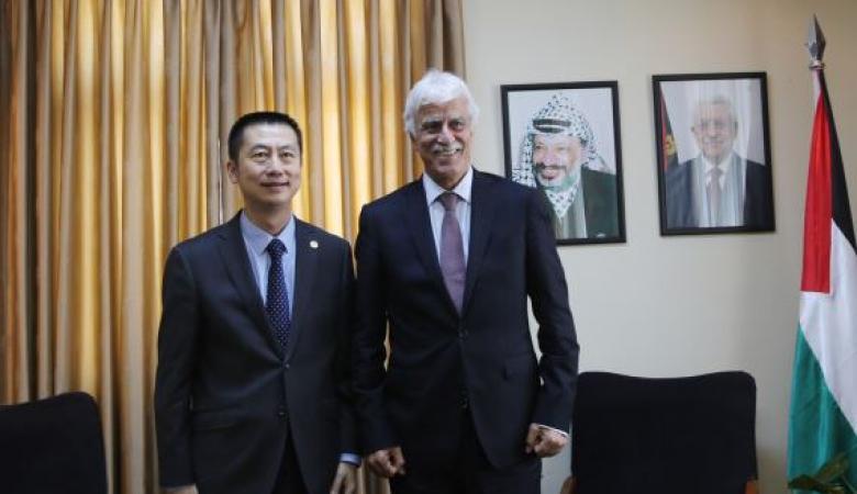 وزير التربية يؤكد توسيع الشراكة مع الصين لدعم التعليم
