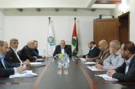 حماس : سنواجه الضم وايدينا ممدودة لفتح