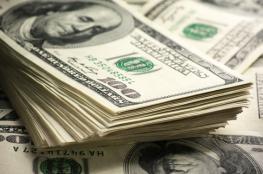 تراجع على سعر صرف الدولار أمام الشيقل
