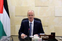 الحمد الله : حكومتي لم تصدر اي قرار بشأن زيادة رواتب الوزراء