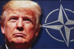 ترامب: أنا قادر على سحب الولايات المتحدة من حلف الناتو بدون موافقة الكونجرس