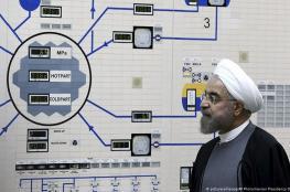 ايران تهدد بالغاء الاتاق النووي وتتوعد اوروبا