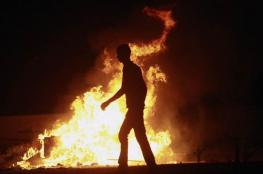 مواجهات واعتقالات واغلاق منزل أسير في جنين ونابلس